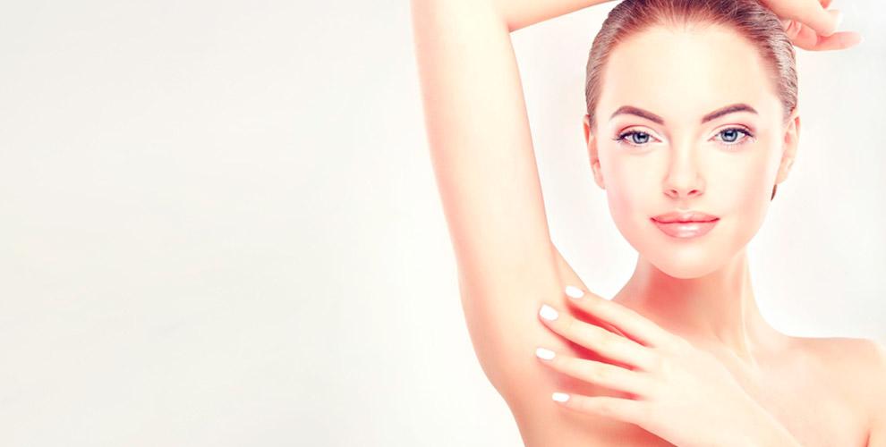 Лазерная эпиляция зон на выбор для женщин и мужчин в салоне красоты IV_Beauty