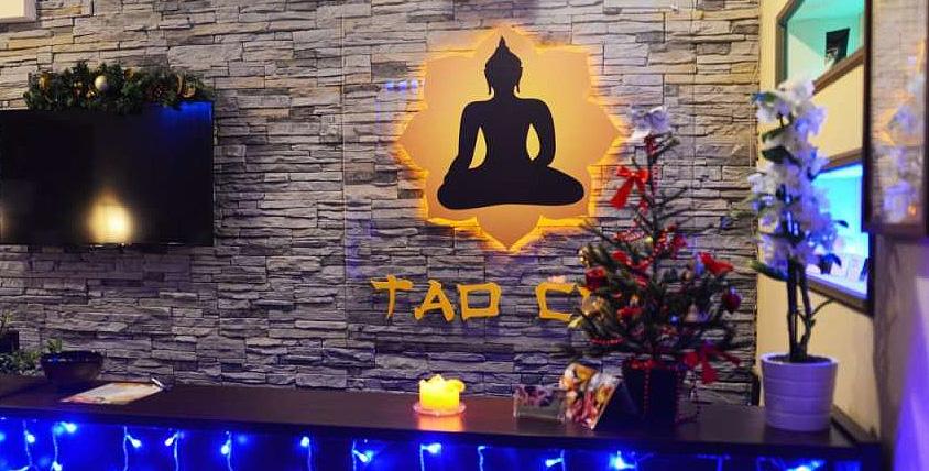 """SPA-программы, традиционный тайский и массаж горячими камнями в храме тайского массажа """"ТАО Спа"""". Гармония души и тела!"""