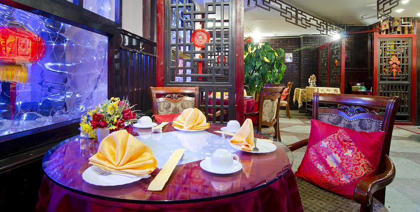 """Известные блюда китайской кухни на любой вкус! Горячие и овощные блюда, супы, блюда из морепродуктов от кафе """"Пекинская утка"""""""