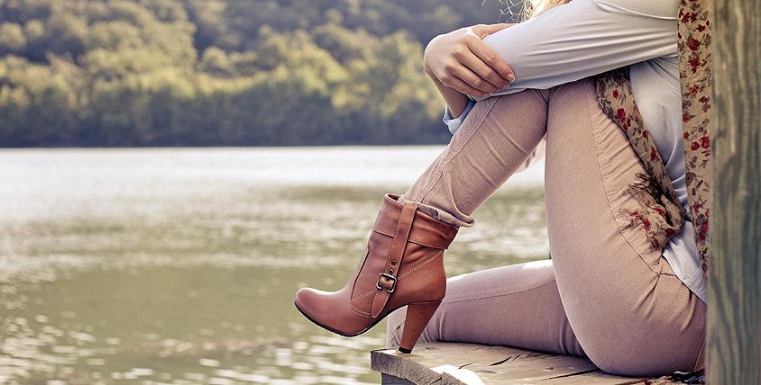 Весь ассортимент женской обуви в обувном салоне BOOTiC'O. А вы готовы к модному шоппингу?