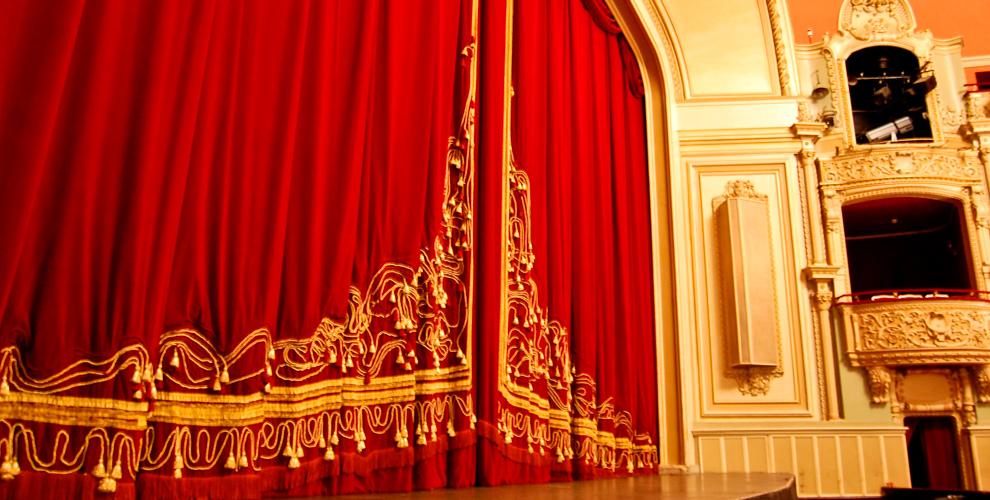 Cпектакль отгосударственного академического драматического театра «Красный Факел»