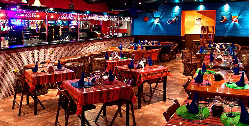 """Все меню кухни, безалкогольные напитки и карта бара в мексиканском ресторане """"Манито"""""""