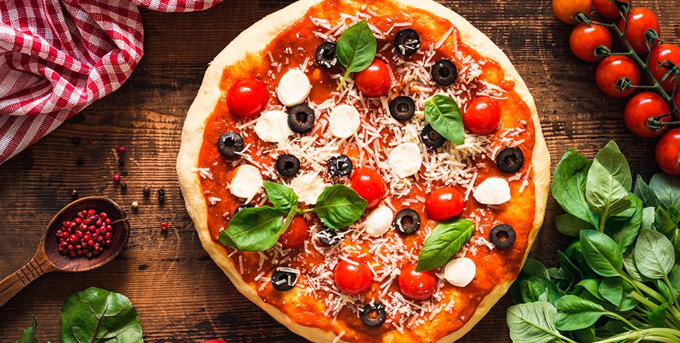 Пиццы: гавайская, сытная, лесная, пепперони и не только от службы доставки «Лимончик»