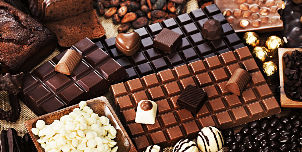 """Шоколадные и чайные наборы от компании """"ПроКреатиФ"""""""