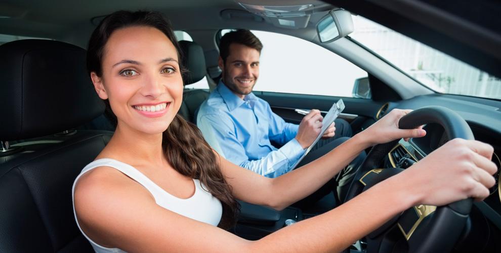 Обучение вождению направа категории «В»вцентре «АвтоЛидер»