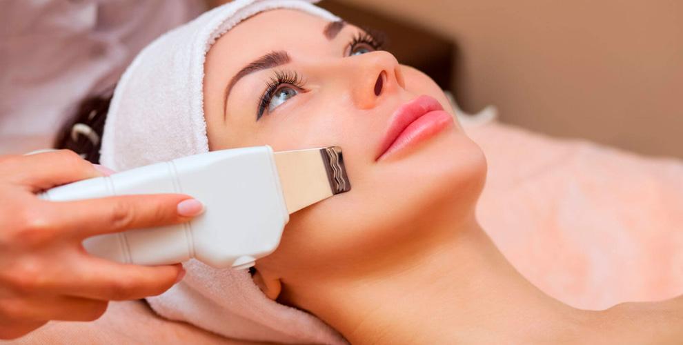 Чистка лица, пилинг и лечение проблемной кожи в кабинете косметолога Юлии Ивановой