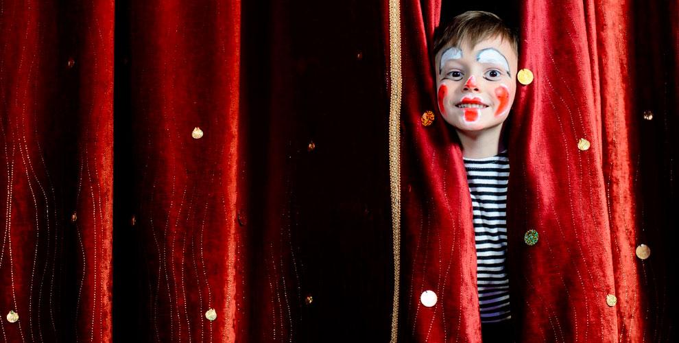 Курсы театрального мастерства для детей и другое в театре сказки «Инфанта»
