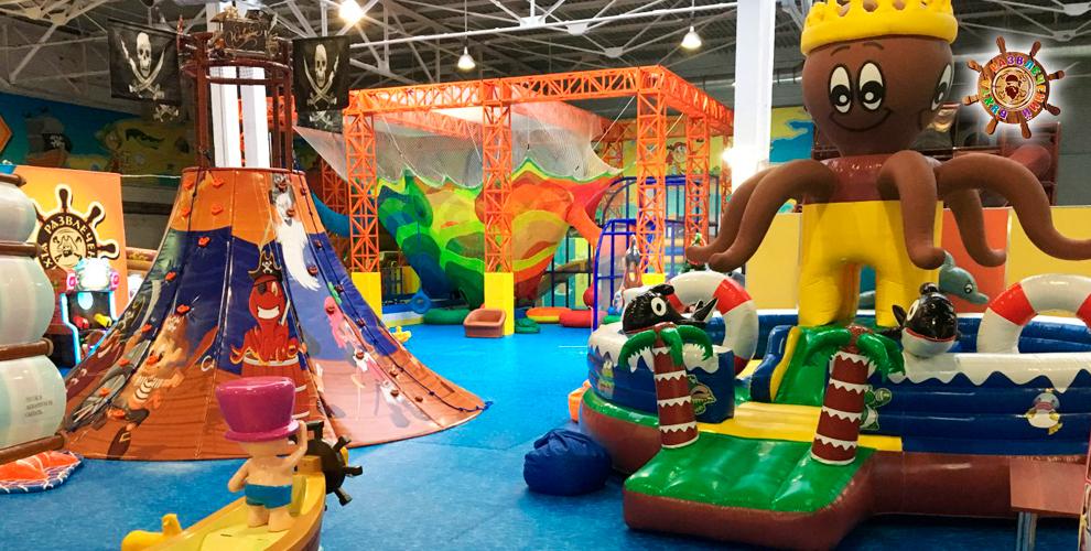 «Бухта Развлечений»: игровая карта и проведение детского праздника