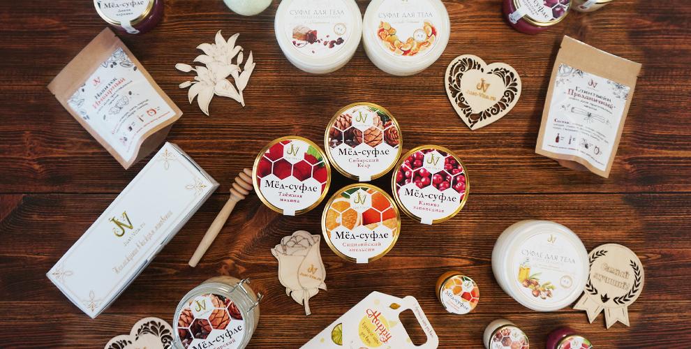 Мастерская вкусностей Just-Vita.ru: подарочные наборы к праздникам на любой вкус