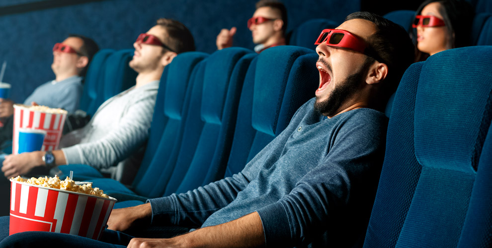 """Билеты по специальной цене на киноновинки в кинотеатре """"Олимп-Кинодом"""""""