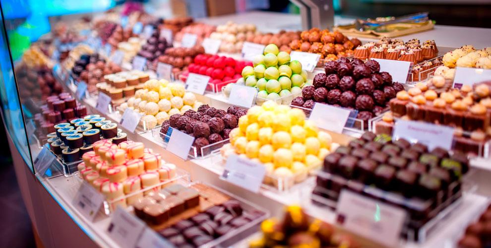 Подарочные наборы, букеты, картины и бюсты из шоколада от бутика «Музей Шоколада»