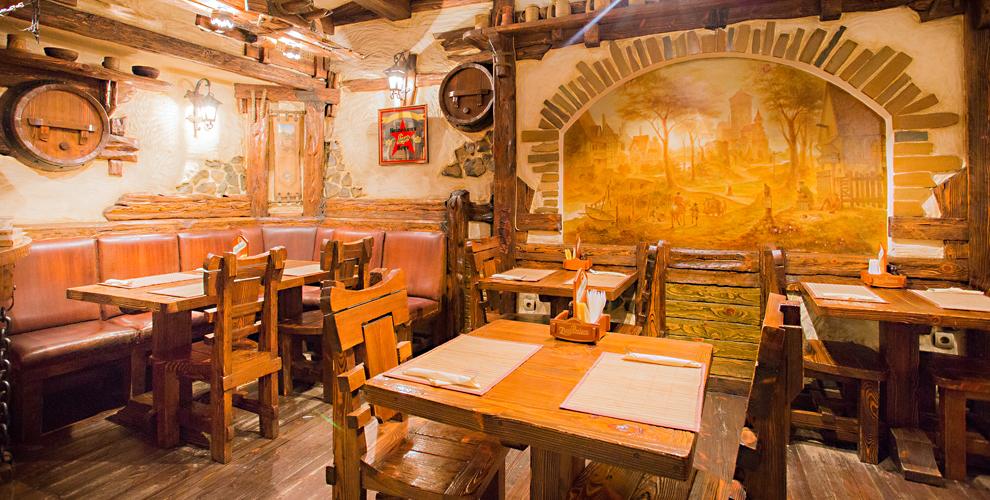 """Всё меню кухни, безалкогольные напитки и карта бара в ресторане """"Старая Таганка"""""""