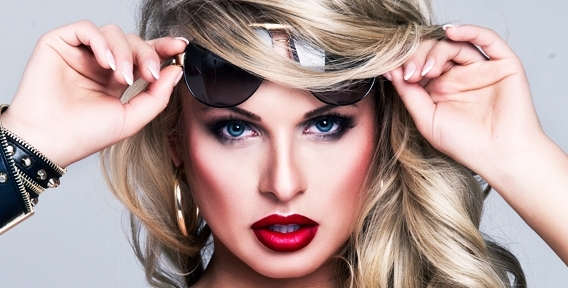 Женский маникюр, педикюр, гель-лак, стрижка, ламинирование, экранирование, укладка волос и макияж в салоне красоты Gold Line