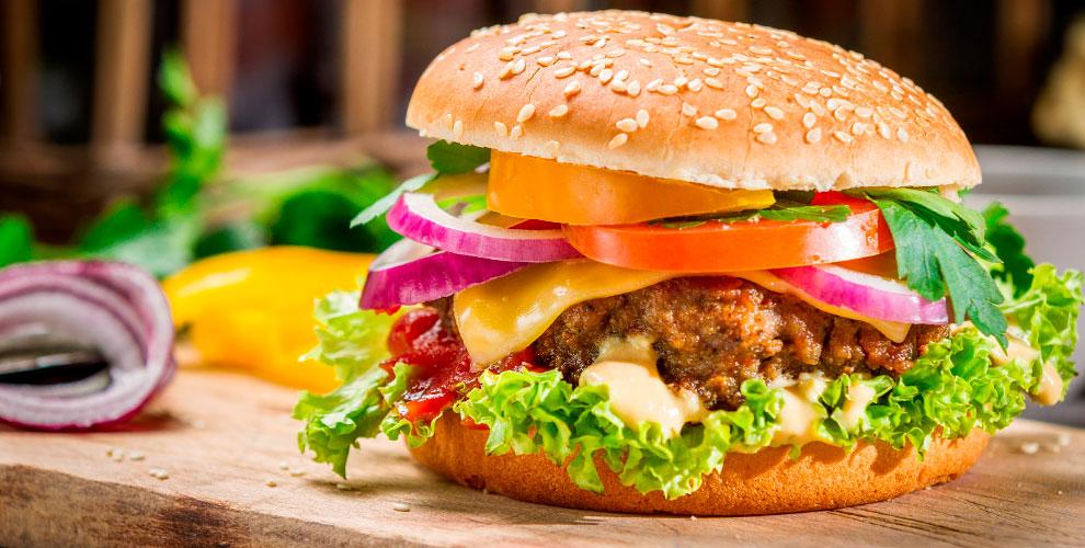 Бургерная «Бургер`s»: бургеры «Флорида», «Мексика» и не только