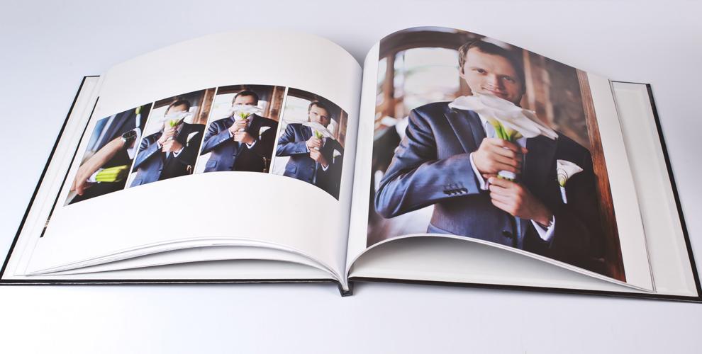 Фотокниги в твердом переплете от компании Fotobooka