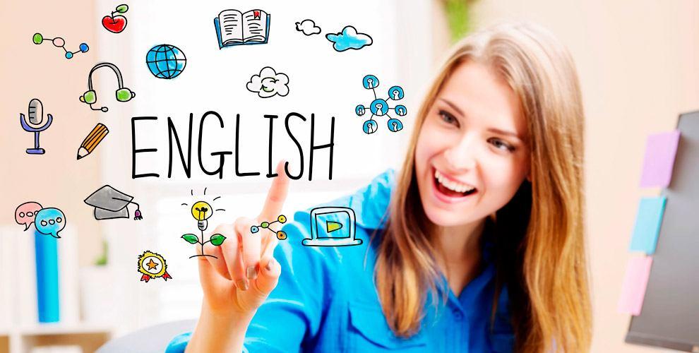 Изучение английского языка вместе с преподавателем Анастасией Горловой
