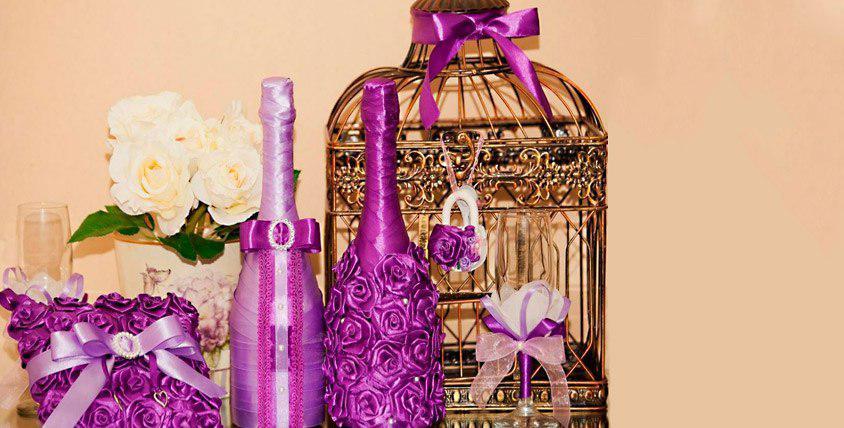 Мастер-класс по оформлению бутылки и празднование Дня Рождения в центре Happy Time