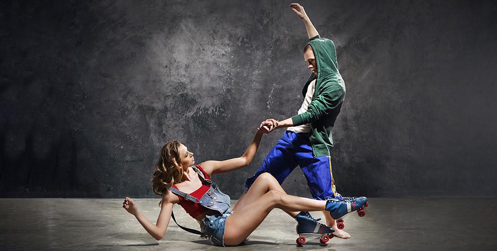 Занятия танцами и фитнесом на выбор в школе Twice