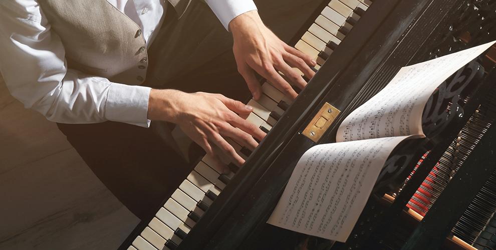 Домкультуры «Энергия»: билеты наконцерт фортепианной музыки Павла Колесникова