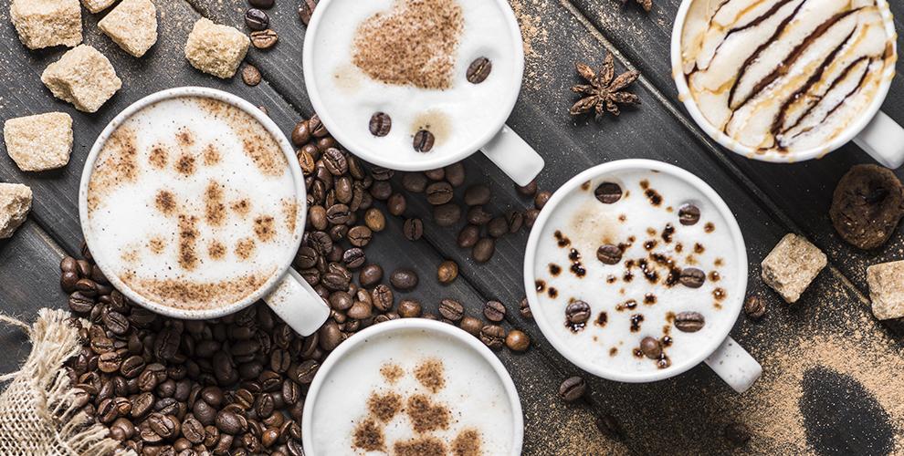 Кофе, чай,смузи, соки, горячий шоколад имолочные коктейли откофейни «Кофернем?»