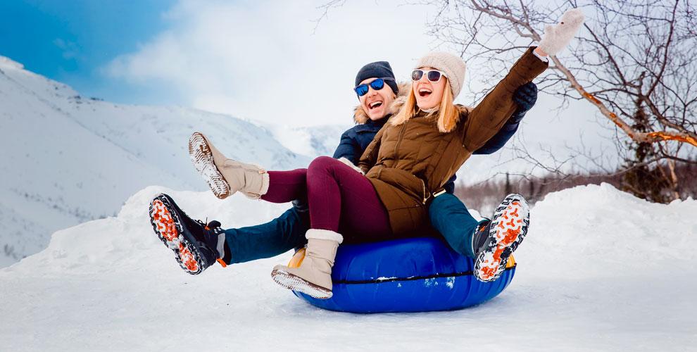 Лыжная база «Динамо»: прокат тюбингов ибеговыхлыж