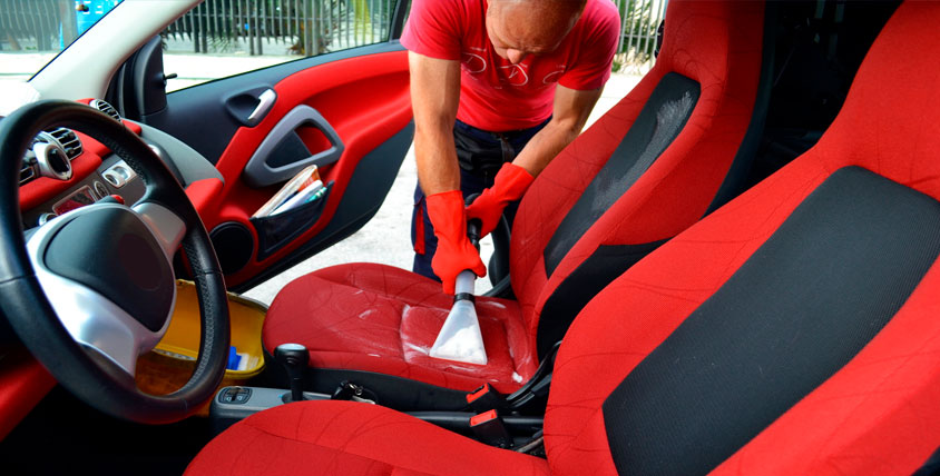 Комплексная химчистка салона автомобиля вавтосервис «Молния 54»
