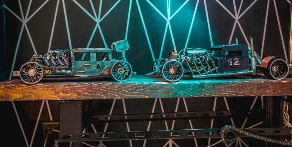 Посещение выставки «КиберТрон» длявзрослых идетей вТРК«Ройял Парк»