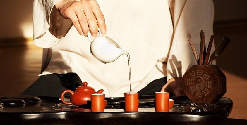 """Различные чайные церемонии на выбор в чайном доме """"Красный Дракон"""""""