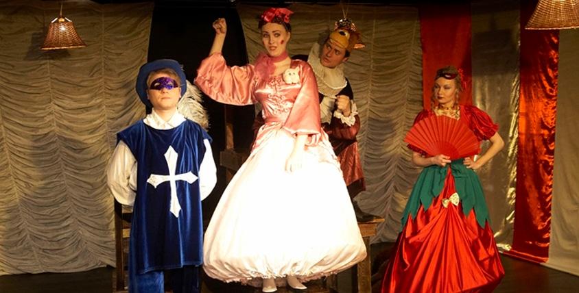 """""""Театральный особняк"""" приглашает на детские и взрослые спектакли в феврале"""