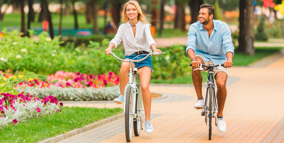 Прокат велосипеда или гироскутера от компании Wild Way