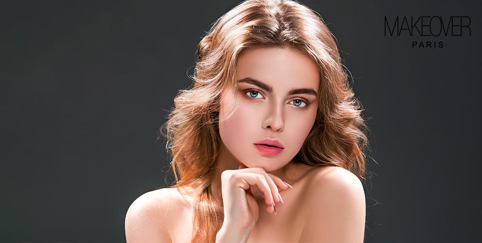 Экспресс и дневной макияж от салона-магазина Makeover-Paris Ekaterinburg