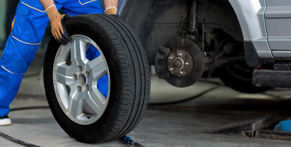 «Автокомплекс №8»: шиномонтаж легковых автомобилей, кроссоверов и внедорожников