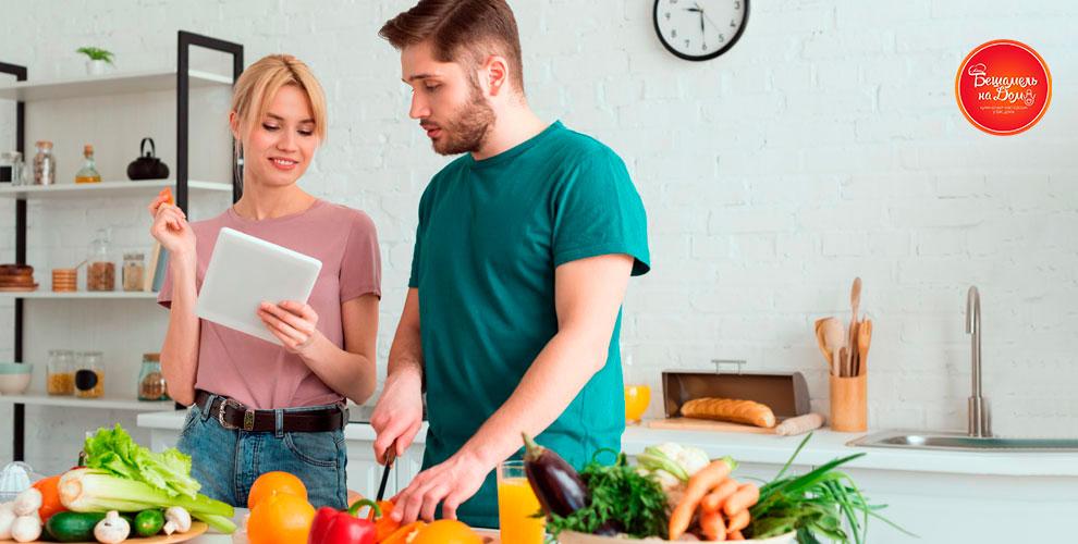 Заказ 3или5-дневного меню ужинов отдоставки еды«Бешамель наДом»