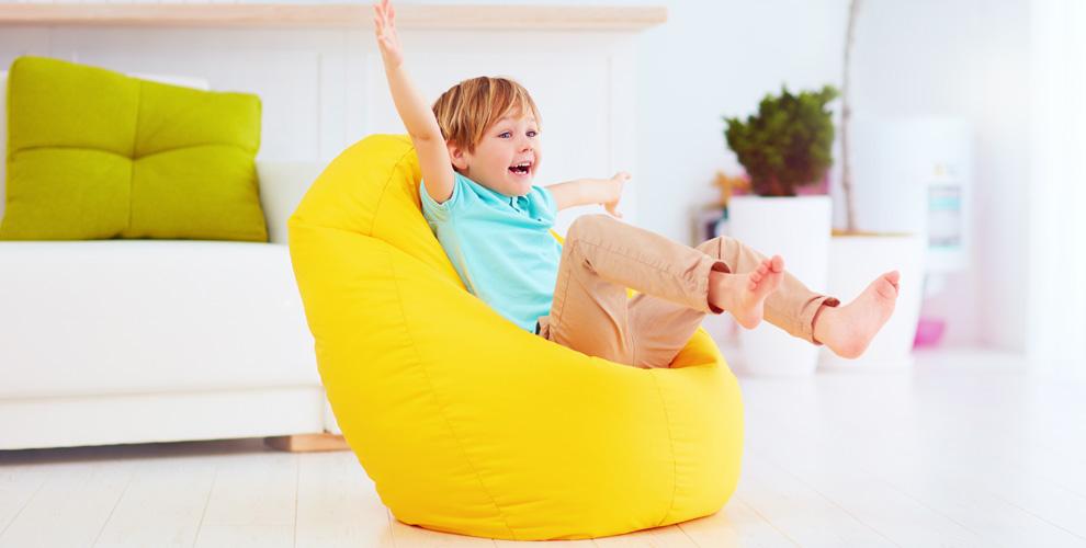 Кресло-мешок на выбор от компании «Бингобэнг»