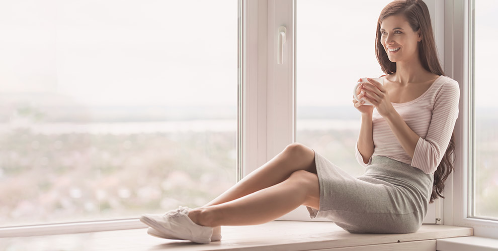 ПВХ окна, остекление балкона-лоджии и квартиры от компании «Галерея окон»