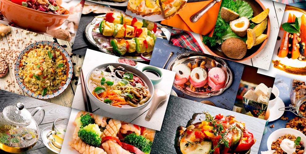Сочный шашлык и другие блюда традиционной кухни в ресторане «Хан Бай»