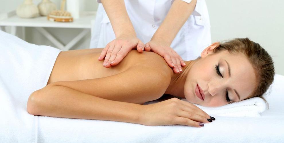 Программа «Здоровая спина», стоунтерапия, липолитический массаж в кабинете Анны Ворон