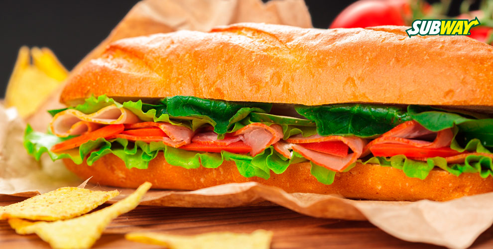 Subway: сэндвичи и безалкогольный газированный напиток