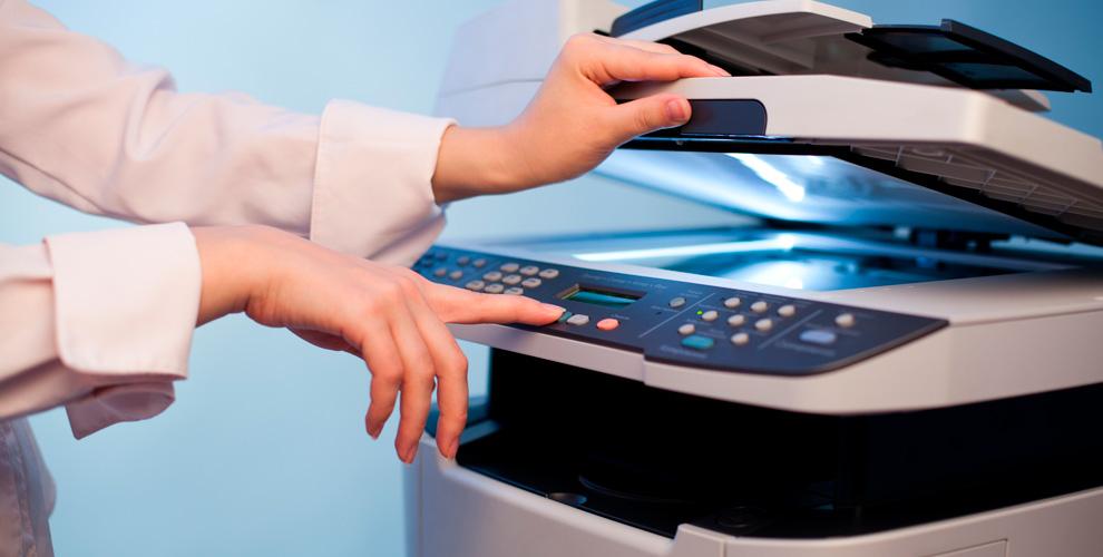 Печать, сканирование документов и инстарамка в сети копировальных центров «КопиМакс»