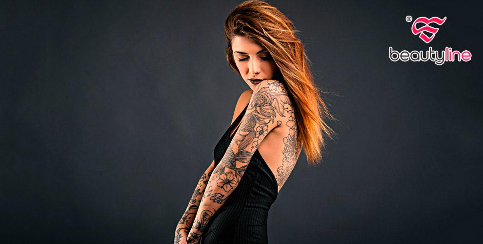 Нанесение и лазерное удаление тату в студии Beauty Line