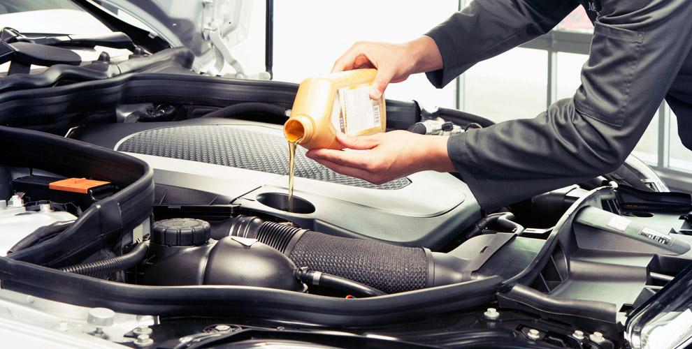 Диагностика автомобиля, замена масла в экспресс-сервисе «Южный»