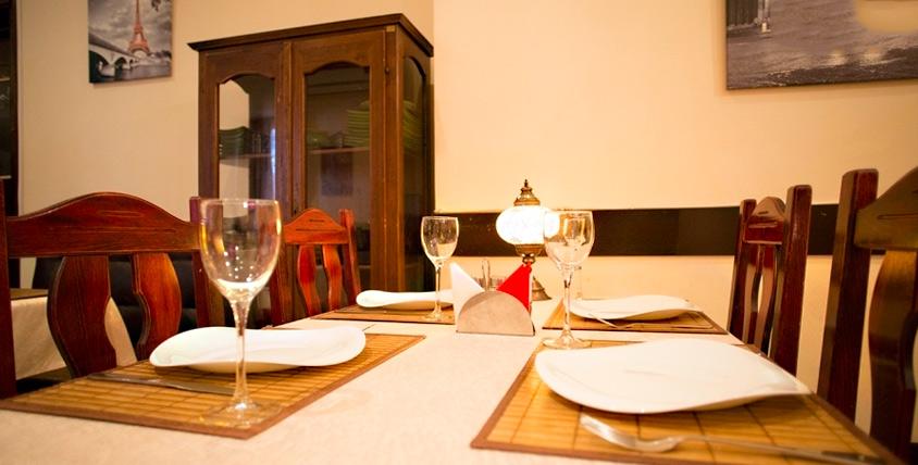 """Все меню японской, европейской и узбекской кухни в кафе """"Санлайт"""""""