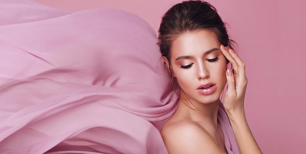 Косметология, ламинирование ресниц, перманентный макияж идепиляция встудии «Шарм»