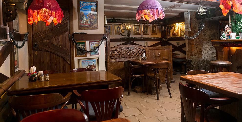 """Карта бара и безалкогольные напитки в баре """"Пьяный грузин"""""""