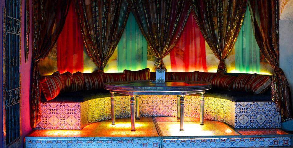 Бесплатный вход в ресторан-караоке Marrakech