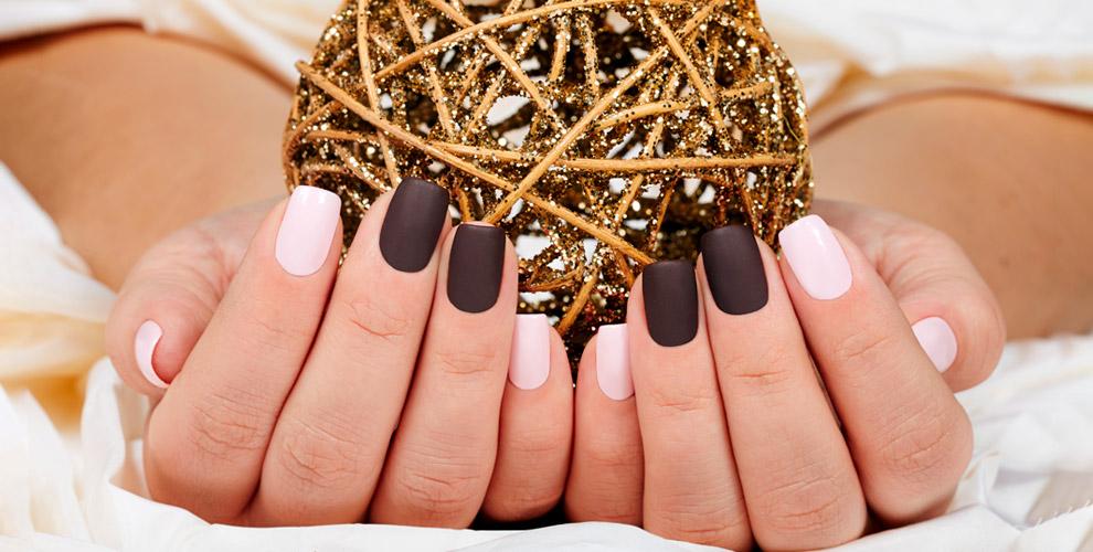 Маникюр и покрытие ногтей гель-лаком в салоне «Золотая антилопа»
