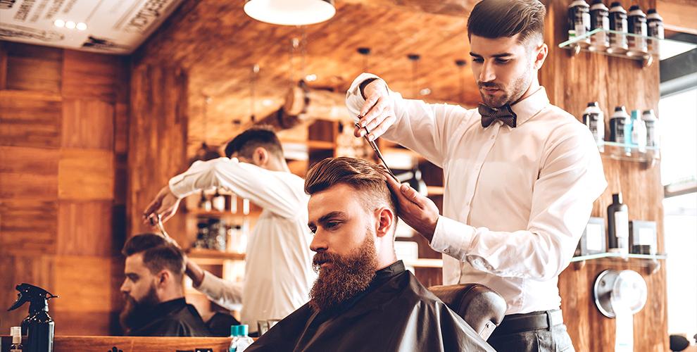 Мужские,детские стрижки, моделирование бороды вBabaevski Barbershop