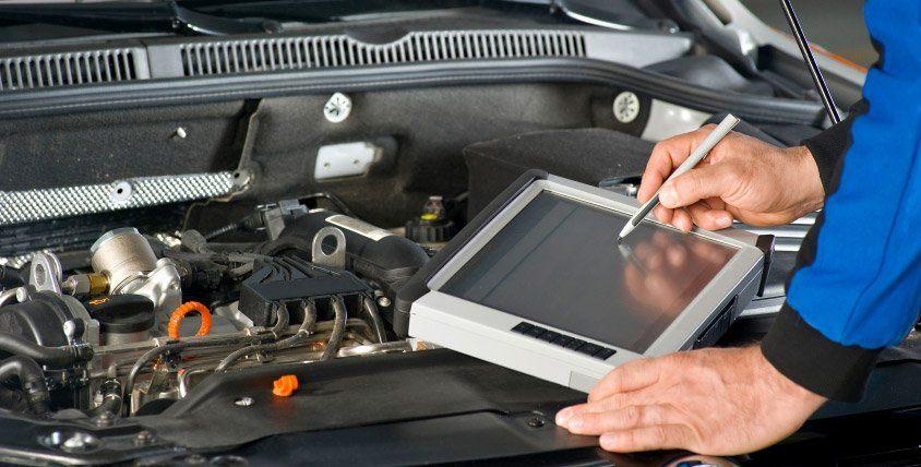 ТО, полная диагностика автомобиля, замена масла и не только в автосервисе NW-Cars
