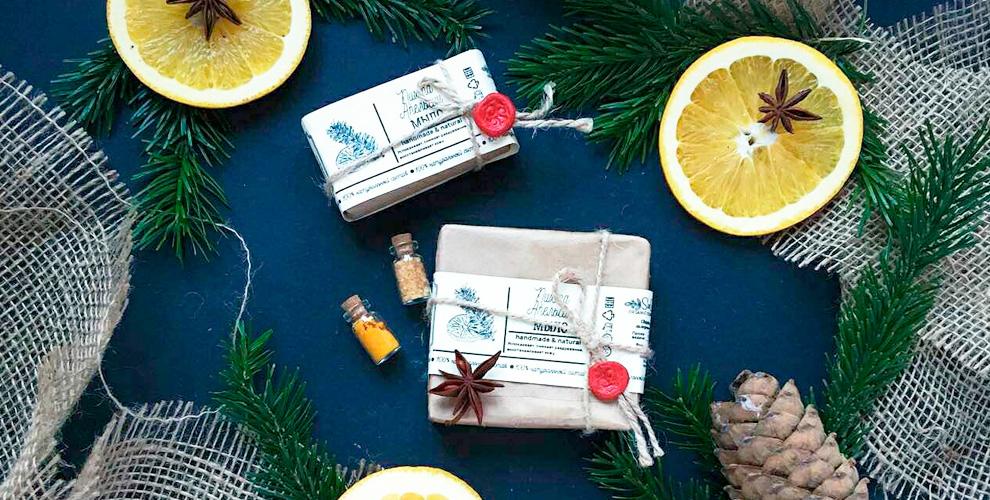 Органическая косметика и мыло от компании SunSoap