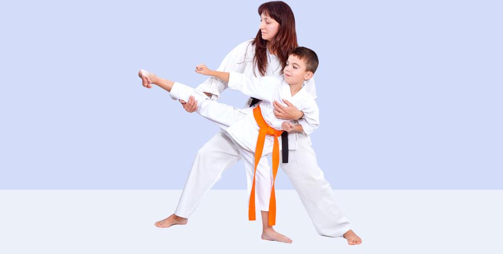 Занятия джиу-джитсу длявзрослых идетей вДЮСШ «Сакура»